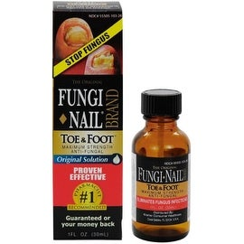 Fungi-Nail Brand Anti-Fungal Solution 1 oz