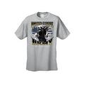 Men's T-Shirt USA Flag United States Army Military Force Veteran Marines Tee - Thumbnail 7