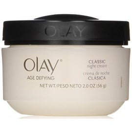 OLAY Age Defying Intensive Nourishing Classic Night Cream 2 oz