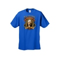 Men's T-Shirt The Original Moonshiner George Washington USA Since 1776 Tee - Thumbnail 4