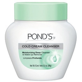 Pond's Cold Cream Cleanser 3.50 oz