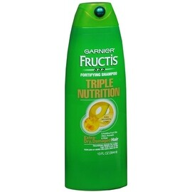 Garnier Fructis Fortifying Shampoo For Dry or Damaged Hair 13 oz