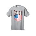 MEN'S T-SHIRT Proud American Distress Flag PATRIOTIC USA STARS & STRIPS TEE S-5X - Thumbnail 5