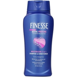 Finesse 2 in 1 Moisturizing Shampoo and Conditioner 24 oz