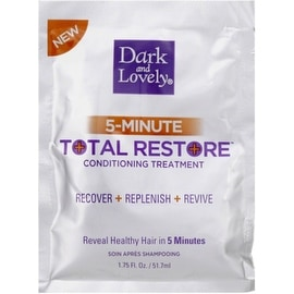 Dark and Lovely 5-Minute Total Restore Conditioning Treatment 1.75 oz