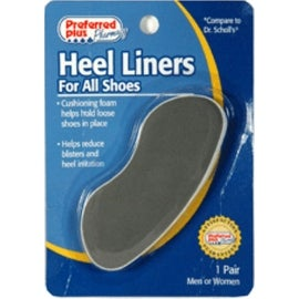 Heel Liners, For All Shoes 1 pair