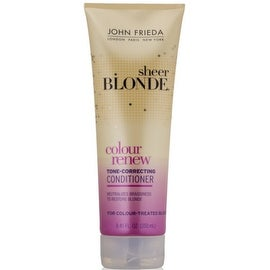 John Frieda sheer blonde Color Renew Tone Restoring Conditioner 8.45 oz