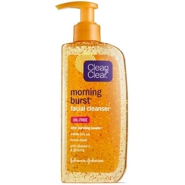 CLEAN & CLEAR Morning Burst Facial Cleanser 8 oz