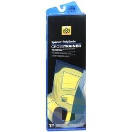 Spenco PolySorb Cross Trainer Insoles Size 4 (1 Pair)