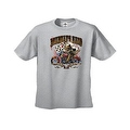 MEN'S BIKER T-SHIRT Deadman's Hand WILD BILL ACE-EIGHT PISTOLS S-XL 2X 3X 4X 5X - Thumbnail 5