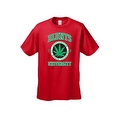 Men's T-Shirt Blunts Institution Of Higher Learning Uni. 420 Weed Pot Marijauna - Thumbnail 6