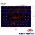 Xtarps - 14' x 20'  Truck Tarp - Steel Tarp - Heavy Duty, Industrial Grade - Thumbnail 0