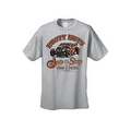 MEN'S T-SHIRT 'RUSTY NUTS AUTO SHOP' USED PARTS CAR AUTOMOBILE S-XL 2X 3X 4X 5X - Thumbnail 0