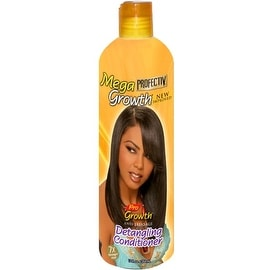 Profectiv Mega Growth Detangling Conditioner, 12 oz