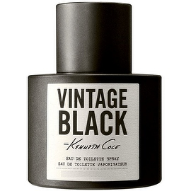 Kenneth Cole Vintage Black Men's Eau De Toilette Spray 1.70 oz