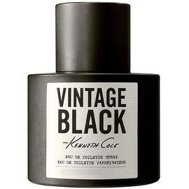 Kenneth Cole Vintage Black Men's Eau De Toilette Spray 1.70 oz