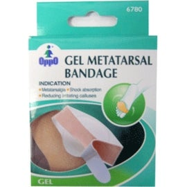 Oppo Gel Metatarsal Bandage, One Size Fits All [6780] 1 ea