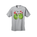 MEN'S / UNISEX T-SHIRT Olive You! FUNNY HEARTS VALENTINE'S DAY TOP S-2X 3X 4X 5X - Thumbnail 6