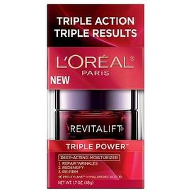 L'Oreal RevitaLift Triple Power Deep-Acting Moisturizer 1.70 oz