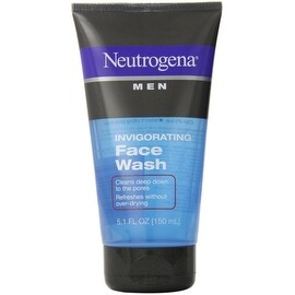 Neutrogena Men Invigorating Face Wash 5.1 oz