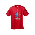 USA Flag Men's T Shirt Weed the People Stars & Stripes Pot Marijuana Smoking - Thumbnail 0
