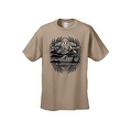 MEN'S BIKER T-SHIRT 'LET'S ROLL The Great American Pastime' USA S-XL 2X 3X 4X 5X - Thumbnail 8