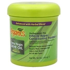Arganics Infinite Repair Conditioning Treatment, 16 oz