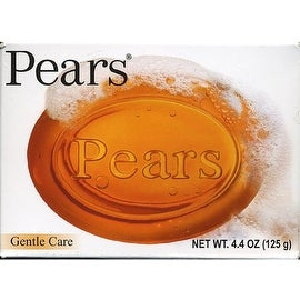 Pears 4.4-ounce Soap Gentle Care Transparent