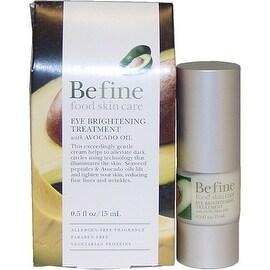 Befine Eye Brightening Treatment with Avocado Oil 0.50 oz