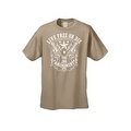 Men's T-Shirt Live Free or Die 2nd Amendment Guns Constitution Gun Control - Thumbnail 0
