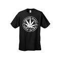 MEN'S FUNNY T-SHIRT Made in Nature MARIJUANA WEED GRASS POT SMOKING LEAF S-5XL - Thumbnail 6