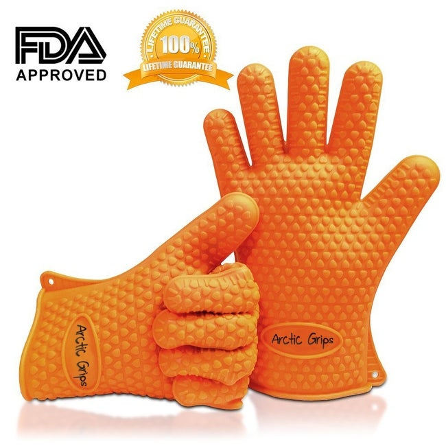 Arctic Grips Cooking Gloves Heat Resistant ( 1 Pair)