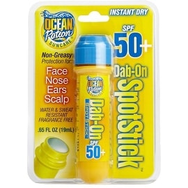 Ocean Potion 0.65-ounce Suncare Dab-On Sport Stick SPF 50