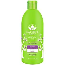 Nature's Gate Henna + Avocado Shine Enhancing Conditioner 18 oz