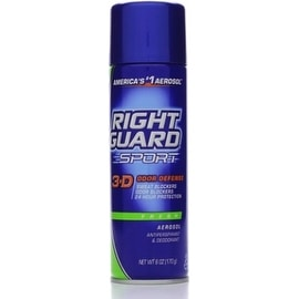 Right Guard Sport 3-D Odor Defense Antiperspirant & Deodorant Spray Fresh 6 oz