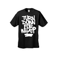 MEN'S HILARIOUS T-SHIRT Turn Down For What? TEE FUNNY ADULT HUMOR COOL TOP S-5XL - Thumbnail 0