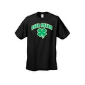 Men's Funny T-Shirt Beer Guard Ireland Irish Saint Patricks Day Lucky Leaf Alcohol - Thumbnail 2