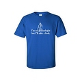 Men's T-Shirt Funny I'm No Gynecologist But I'll Take A Look Adult Humor Doctor - Thumbnail 5