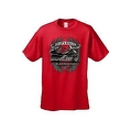 MEN'S BIKER T-SHIRT 'LET'S ROLL The Great American Pastime' USA S-XL 2X 3X 4X 5X - Thumbnail 6