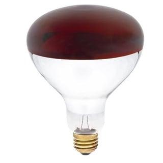 Westinghouse 03917 R40 Infrared Heat Lamp Bulb, 250 Watt