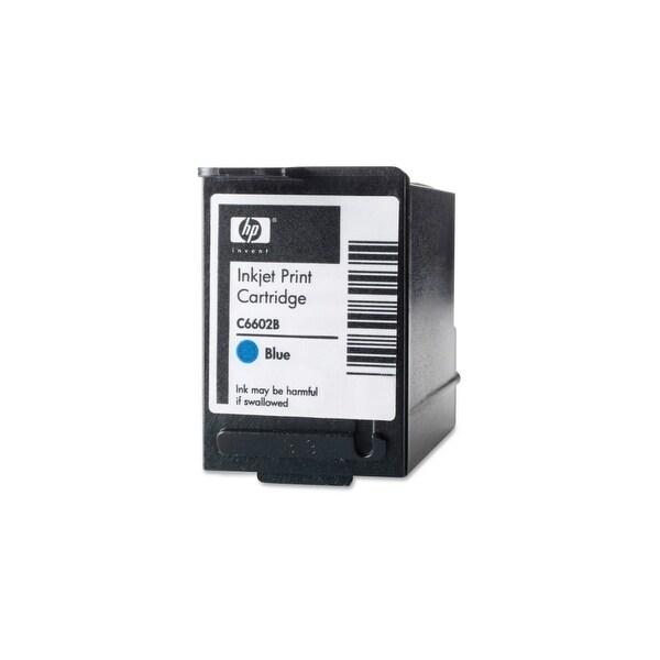 HP Blue POS Ink Cartridge High Yield (C6602B) (Single Pack)