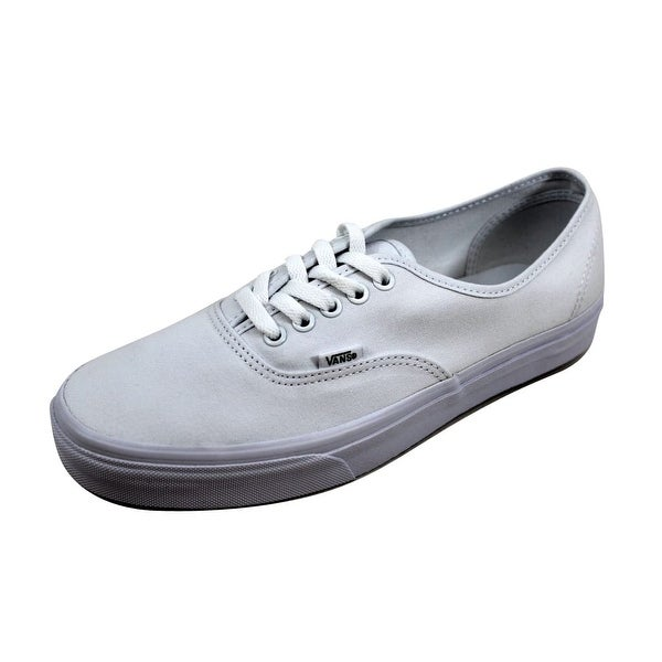 Shop Vans Men s Authentic True White VN000EE3W00 - Free Shipping On ... 844157b8b525