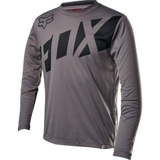 Fox Racing Youth Ranger Long Sleeve - 18748-103 - Graphite