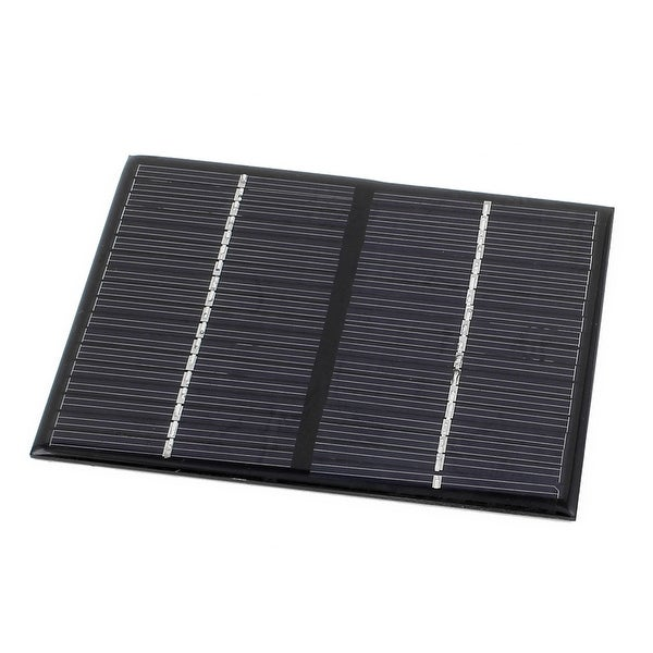 18V 1.5W DIY Polycrystallinesilicon Solar Panel Power Battery Charger 115x90mm