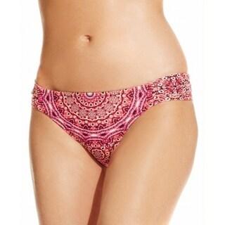 Jessica Simpson NEW Pink Women's Size Small S Bikini Bottom Swimwear