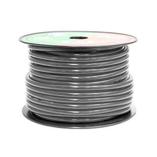 4 Gauge Black Ground Wire 100 ft. OFC|https://ak1.ostkcdn.com/images/products/is/images/direct/000b5b2bc20ad5c5584c612dbe79c0f6d09b6b4f/4-Gauge-Black-Ground-Wire-100-ft.-OFC.jpg?impolicy=medium