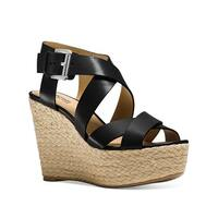 MICHAEL Michael Kors Womens Celia Open Toe Casual Platform Sandals