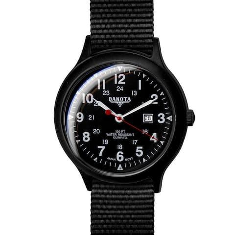Dakota 77632 Men's Ultra Light Nylon Field Watch