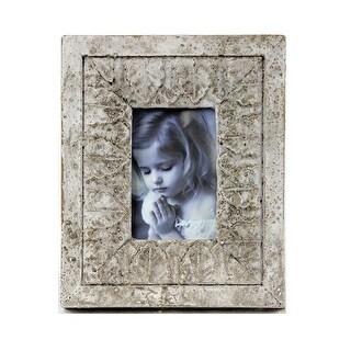 Privilege 66548 Photo Frame - Ceramic, 9 x 7.5 x 1.5 in.