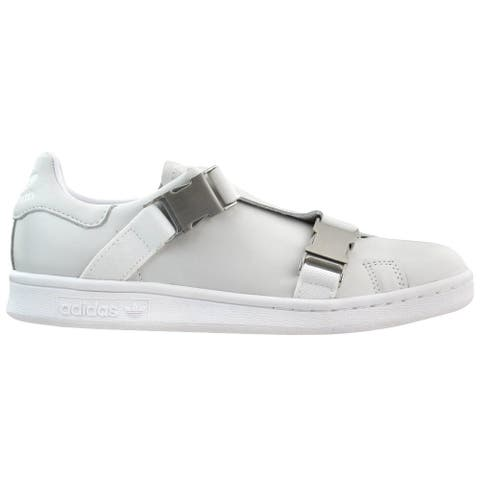 adidas Stan Smith Buckle Slip On Womens Sneakers Shoes Casual -